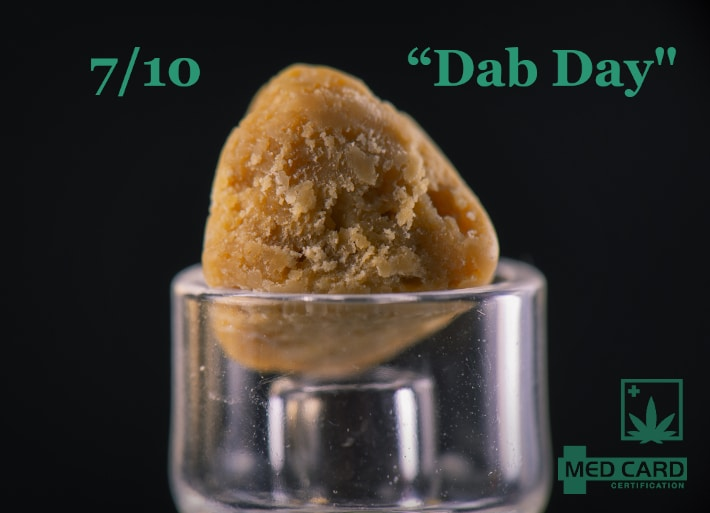 7/10 Called Dab Day